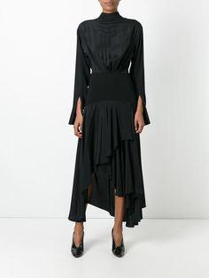 J.W.Anderson asymmetric hem dress