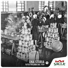 Con passione dal 1939, Saclà cura la produzione di tutti i suoi prodotti per garantire al consumatore la qualità.