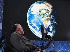 """Stephen Hawking is going togo tospace. The cosmologist and physicist will leave the Earth on board Richard Branson's spaceship, he has said. Professor Hawking told Good Morning Britain that he'd never dreamed he'd be able to head into space. But """"Richard Branson has offered me a seat on Virgin Galactic, and I said yes immediately"""", he said. https://www.independent.co.uk/news/science/stephen-hawking-space-richard-branson-virgin-galactic-travel-good-morning-britain-a7638836.html"""