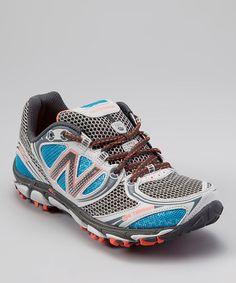 Look at this #zulilyfind! Black & Blue 810v3 Trail Running Shoe #zulilyfinds