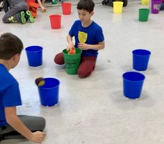 """Cardio Drumming Activity for Grades K-5 - """"Baby Shark"""" Theme - S&S Blog Elementary Physical Education, Physical Education Activities, Elementary Pe, Class Activities, Educational Activities, Health Education, Science Education, Science Games, Physical Science"""