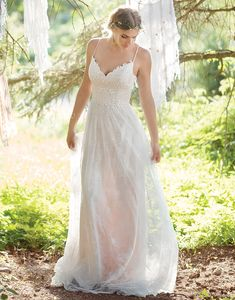 Lilian West gown that we just got in. We are loving this!!!