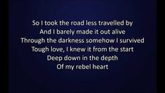 Madonna - Rebel Heart (Lyrics)