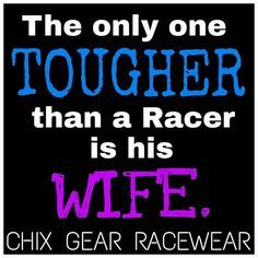 Race wife