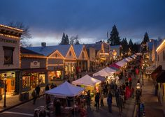 Nevada City's Annual Victorian Christmas | photo by nevadacitychamber.com
