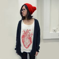Image of Heart (for SHE) www.yhclothing.co.uk