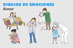 Dibujos de emociones 2