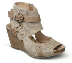 Dámske topánky MUSTANG shoes  28C-038