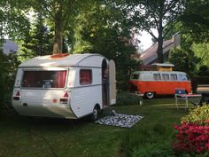 Camping out in Brabant