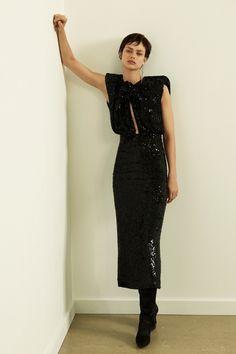 Magda Butrym Herbst/Winter Ready-to-Wear - Fashion Shows London Fashion Weeks, La Fashion Week, Vogue Fashion, Fashion 2020, Daily Fashion, Fashion Show, Vogue Paris, Unique Fashion, Backstage
