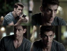 Jonathan Togo as Ryan Wolfe in CSI: Miami