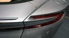 Aston Martin DB11 arrives with 600 horsepower, stunning design
