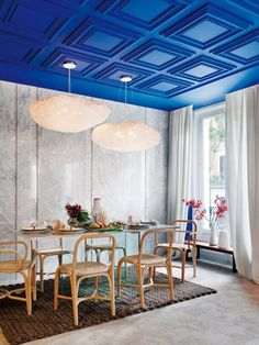 Don't Forget to Look Up: 5 Gorgeous Ceiling Techniques — Dennis Schorndorf Fine Homebuilding