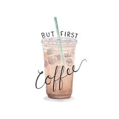 #ad But, First Coffee