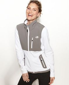 The North Face Jacket, RDT Momentum FlashDry Fleece - Juniors Coats - Macy's