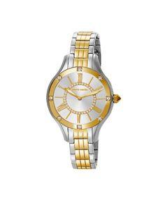Pierre Cardin Silver Analog Watch #ohnineone #watch #timepiece #pierrecardin