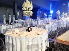 Find out more about styling your wedding reception