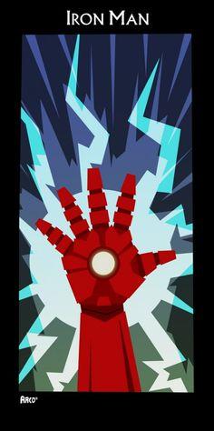 -Avengers: Iron Man -- by Matt Ferguson
