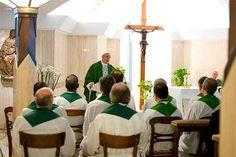 Homilias del Papa Francisco. Marzo de 2014