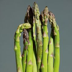 Not everyone's a fan of asparagus but it has many health benefits. It's a great source of fiber vitamins A C E and K and chromium. Throw some on the grill next time you barbecue!