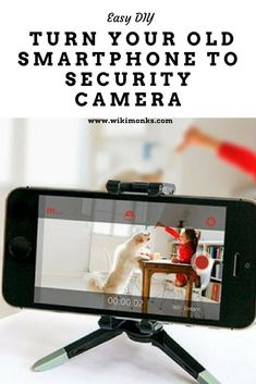 If your old smartphone can turn on and able to operate the rear camera, then it is more than enough to turn your old smartphone to security camera. Wireless Home Security Systems, Security Alarm, Ring Video Doorbell, House Wiring, Broken Window, Safe Neighborhood, Home Safes, Security Cameras For Home, Surveillance System