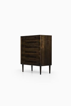 Chest of drawers designed by Ejvind A. Johansson at Studio Schalling