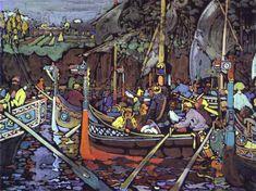 wassily kandinsky famous paintings | ... Musée National d'Art Moderne, Centre Georges Pompidou, Paris, France
