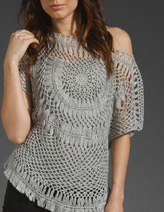 MODELOS A CROCHET PARA REALIZAR SIN PATRONES 2016 | Patrones Crochet, Manualidades y Reciclado