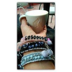 #boho #bohostyle #bohomarijana #bohomania #coffee #coffeetime #☕ #café #stylish #fashion #moda #nakit #narukvice #winter #❄ #couture #mode #wool #crochet #crochetstyles #zagreb #croatia #happy #beautiful #girly #unique #musthave #swarovski #crystals