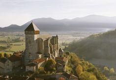 La poésie des pierres : Saint-Bertrand de Comminges