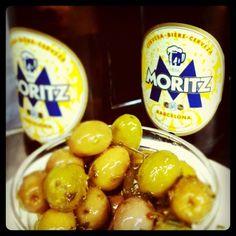 Moritz beer Barcelona Barcelona Bars, Barcelona Food, Homemade Beer, Great Inventions, Spanish Food, Mojito, Restaurant Bar, Tapas, Food And Drink