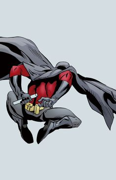 Tim Drake Red Robin
