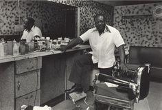 Dawoud Bey American, born 1953, Deas McNeil, the Barber