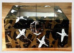 Medium Jewelry Box https://www.etsy.com/listing/203770344/large-black-gold-jewelry-box-with
