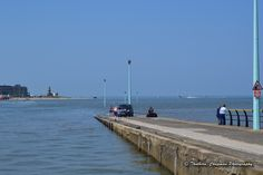 Walks along the riverbank of the River Wyre and estuary at Knott End on Sea, Fylde coast, Lancashire Southport, High Tide, Blackpool, Coast, River, Walks, Places, Outdoor, Google Search