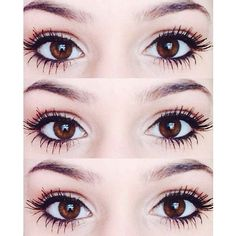 Melina DiMambro eyes YOUTUBERS QUOTES ALL OF THE ABOVE ❤ liked on Polyvore featuring beauty products, eyes, makeup, beauty, eye makeup and maquiagem