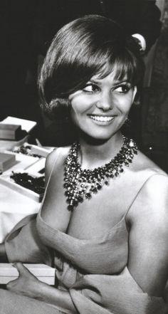 Claudia Cardinale!