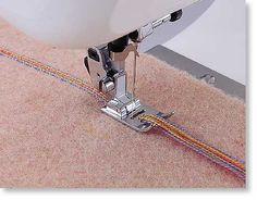 Accesorios para su máquina de coser - El costurero de Stella