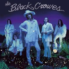 The Black Crowes, By Your Side, This album has lots of great Celestial and Astrological artwork inside the album, CD booklet