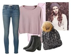 """""""Holland Roden"""" by tynestar ❤ liked on Polyvore featuring Morris, Chicnova Fashion, American Eagle Outfitters and Frame"""