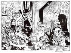 Alan Ford, Bob Rock, Illustrations, Vintage Comics, Bunker, Graphic, The Dreamers, Comic Art, Survival