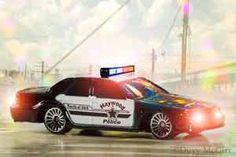Carro de policía