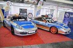 Policyjne Porsche narobiło sporo szumu w kraju :)