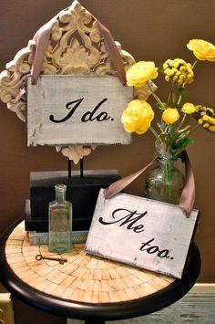 guest entrance table topper/guest book