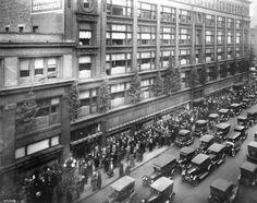 1920s - Dayton's Minneapolis Exterior