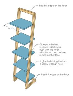 Ana White | Build a The Z Tower | Free and Easy DIY Project and Furniture Plans