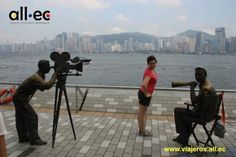 Viajeros Ecuatorianos sin visado a Hong Kong