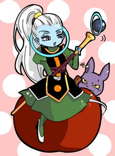 108 best beerus whis champa and vados images on pinterest in 2018