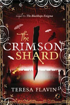 The Crimson Shard by Teresa Flavin. E-book 9780763662080 / Ages 9+