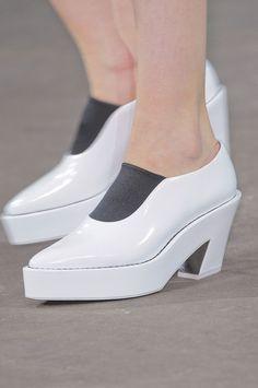 shoes @ Alexander Wang Spring 2014